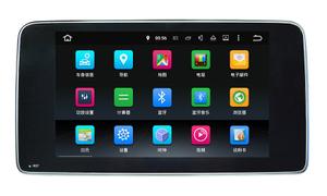 智能车机奔驰B / CLA / GLE 安卓5.1车载DVD导航凯立德地图