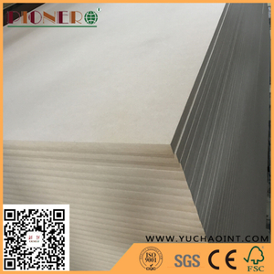 12mm / 15mm /18 mm Plain MDF for Making Furniture