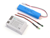 LED Panel Light Emergency Power Supply / 12V Ni-CD Emergency Battery Pack