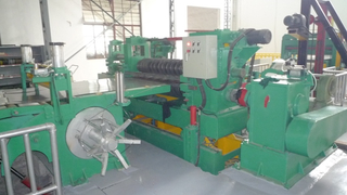 Highly automatic double knife block steel slitting unit price