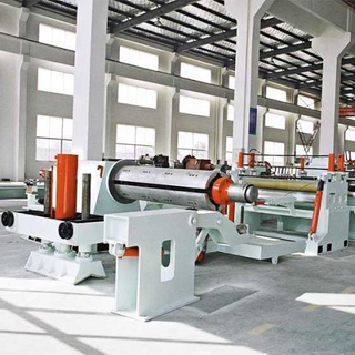 High Speed Automatic Steel Slitting Machine