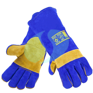 welding gloves (WCBB08)