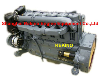 Deutz F6L913 Air cooled diesel engine for construction machinery 79-85KW