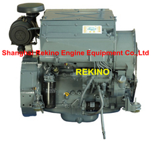 Deutz BF4L913 Air cooled diesel engine for construction machinery 68-78KW
