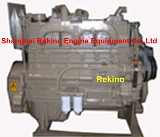Cummins NT855-GA G-drive diesel engine