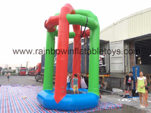 RB9048-1(dia3x4.5mh) Inflatable New Colorful Floating Island/Inflatable Water Game For Sale