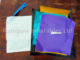 Inflatable products repair kits