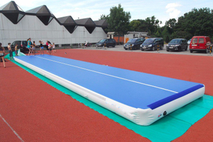Best Air Track Floor Air Mat For Tumbling