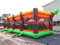 RB5204(12x5.5x4m) Inflatable Apple Jacks  Obstacle Course For Kids