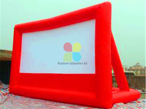 RB21034-1(4x6mH) Inflatable movie screen for outdoor hot sale