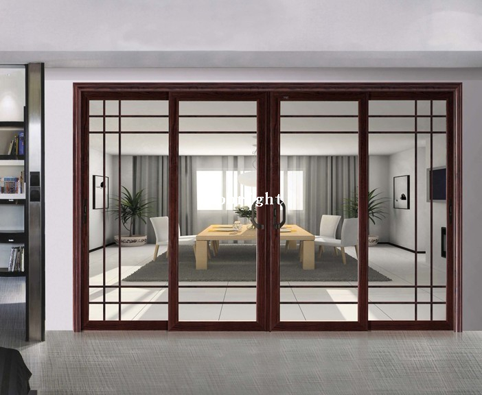 Aluminum Sliding Door Buy Product On Guangzhou Topbright Building