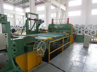 0.2-4mm High-speed automatic steel sheet slitting line quotation