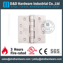 Fire-rated Door 2 Ball Bearing Hinge with UL Certificate-DDSS454546