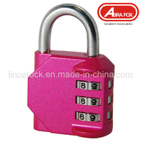 Padlock Combination, Code Lock, Zinc Alloy Combination Padlock (508)