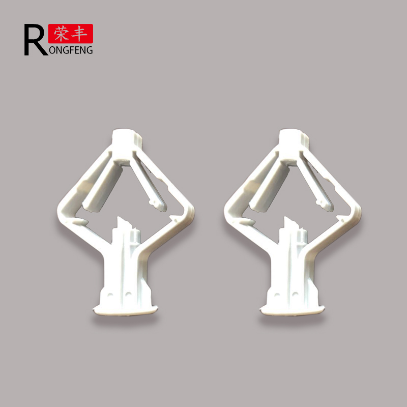 Nylon Plastic concrete butterfly wall plug anchors with screw