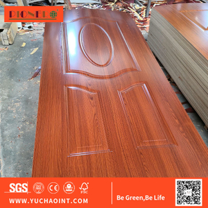 HDF Door Skin/Natural Wood Veneer Door Skin/Melamine Door Skin