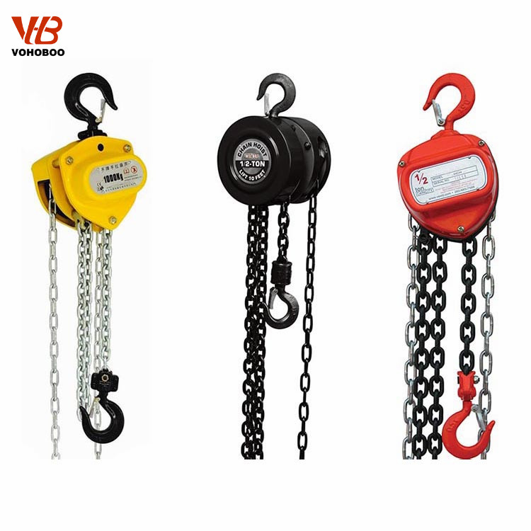 Vohoboo manual chain hoist (13)