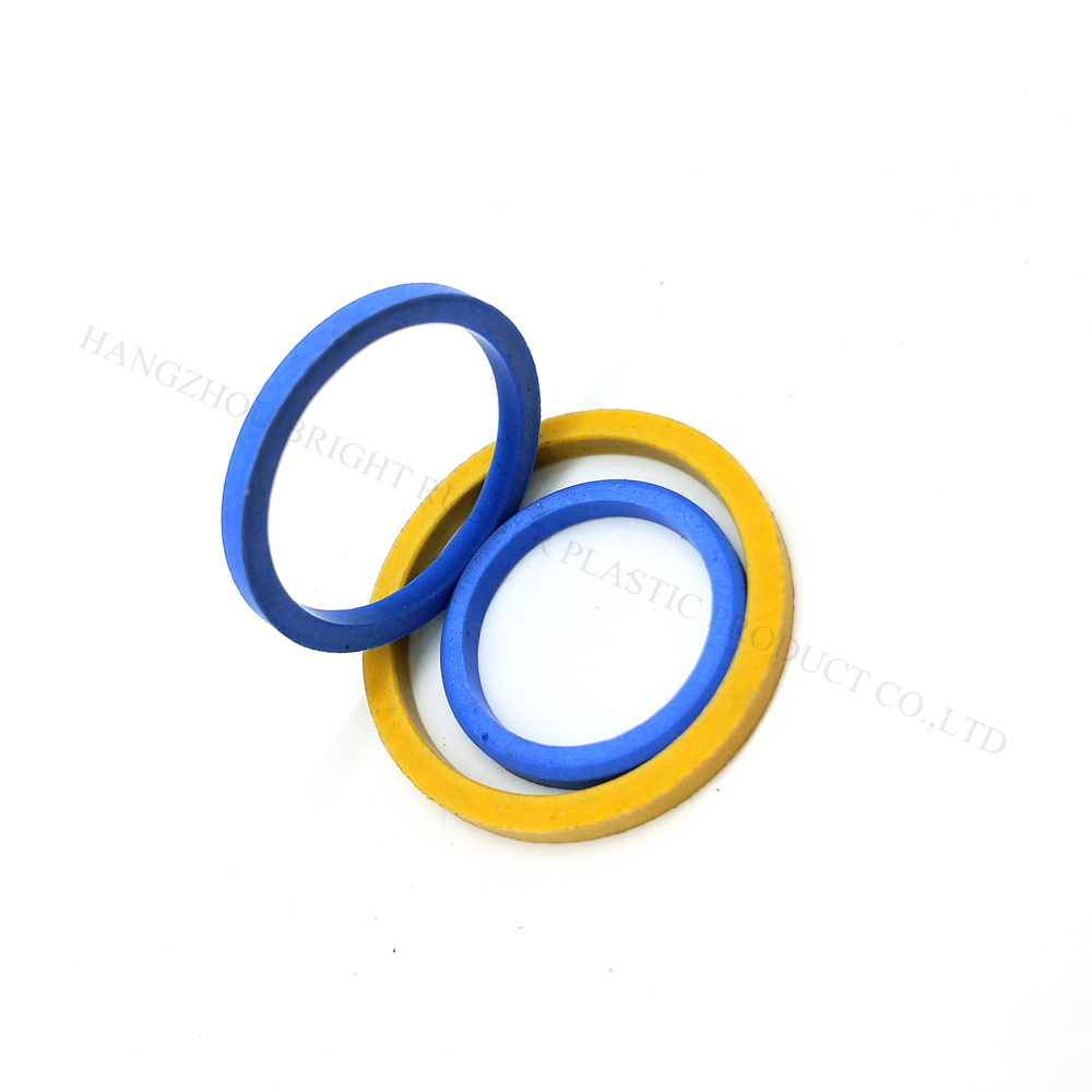 Plastic Back-up Ring Customized in High Precison