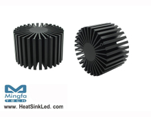 SimpoLED-VOS-8150 for Vossloh-Schwabe Modular Passive LED Cooler Φ81mm