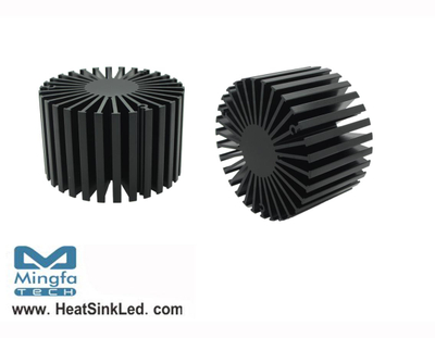 SimpoLED-LG-8150 Modular Passive LED Cooler Φ81mm for LG Innotek
