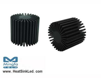 SimpoLED-SEO-5850 for Seoul Modular Passive LED Cooler Φ58mm