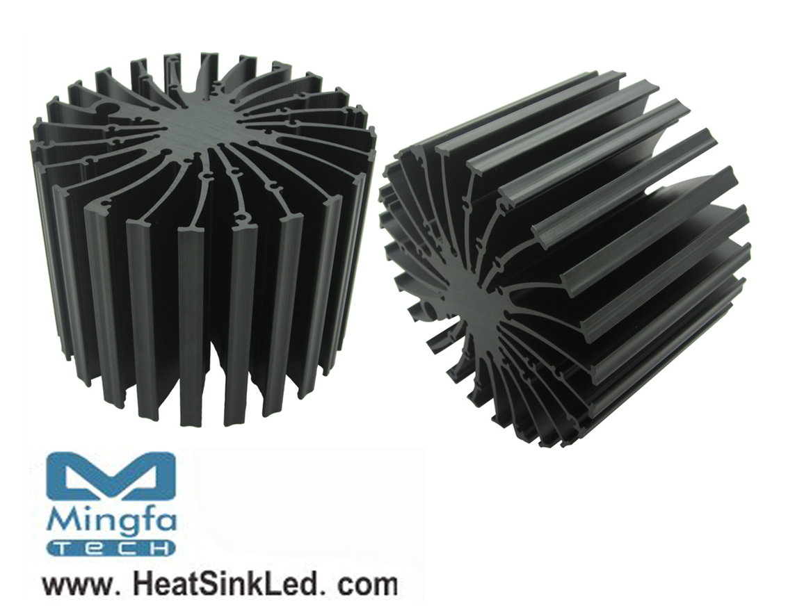 EtraLED-PHI-11080 for Philips Modular Passive Star LED Heat Sink Φ110mm