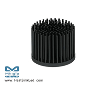 GooLED-LUM-8665 Pin Fin Heat Sink Φ86.5mm for LUMILEDS