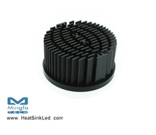 xLED-EDI-6030 Pin Fin Heat Sink Φ60mm for Edison