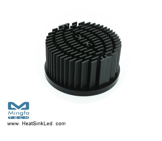 xLED-6030 Pin Fin Heat Sink Φ60mm