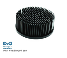 xLED-LUM-8030 Pin Fin Heat Sink Φ80mm for LUMILEDS