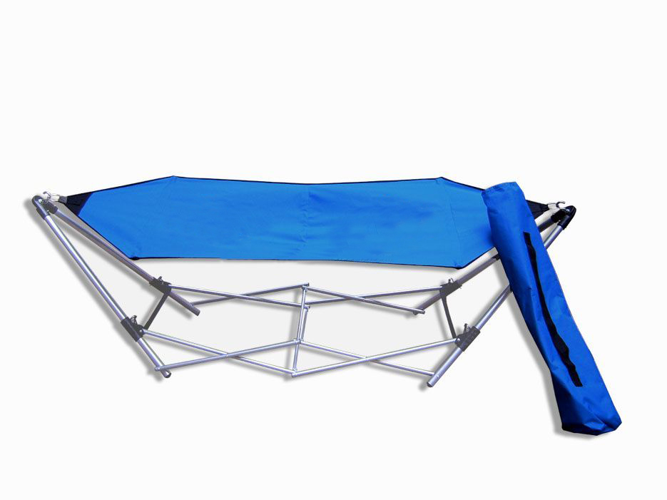 Portable Folding Metal Frame Stand Hammock
