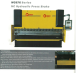 WC67K SERIES NC HYDRAULIC PRESS BRAKE