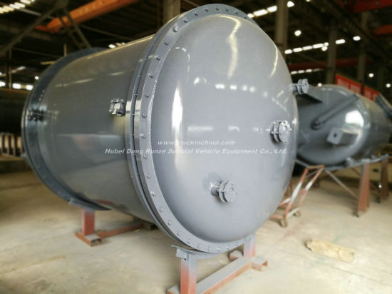 Customization Chemical Reactor Tank with Motor Stirred Agitation Bar Inner Lined LDPE 16-20mm