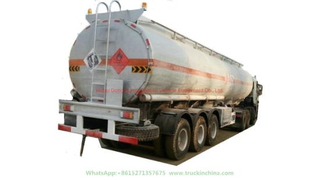 SS304 or 316L Tank Body Stainless Tanker Trailer for Acid, Chemicals, Edible Oil, Liquid Food, Milk, Alcohol 8000USG -15000USG