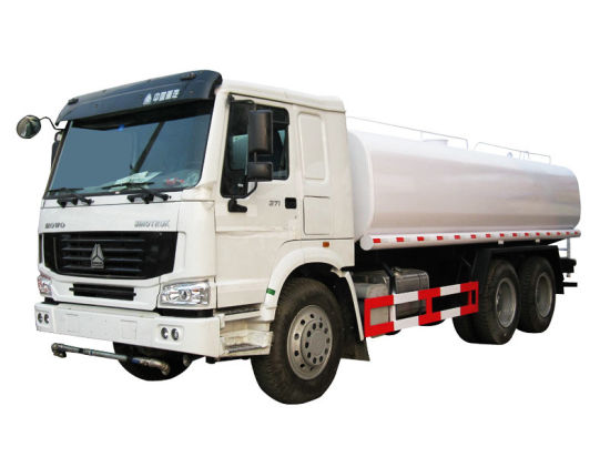 HOWO 6X4 Water Truck 18000L~20000L Stainless Steel