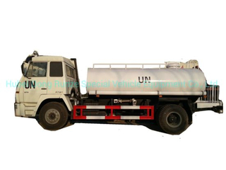 Steyr 4X2 /4X4 Military Truck Water Tanker (Water Bowser) Good for Rought Road Transport Drinking Water Steel Tank Inner Lined Plastic