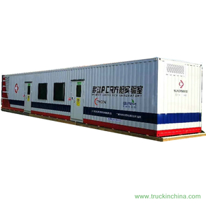 Molecular Laboratory with PCR System Molecular Diagnostics Platform Container House PCR Shelters