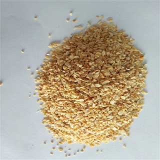 China Garlic Granule to USA Market Garlic Granulated