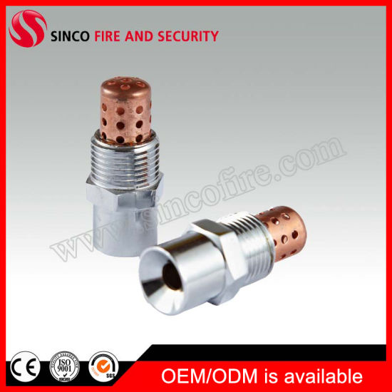 Brass/Stainless Steel Water Mist Nozzle for Fire Suppression System
