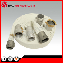 PVC Lined Fire Hose with Different Type Coupling