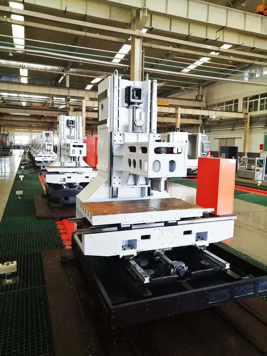 VDL1000 Dalian DMTG VMC CNC Vertical Machining Center