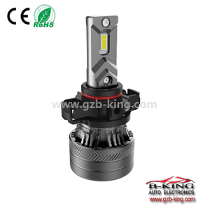 compact globle PSX24 9-32V car LED Headlight Bulb