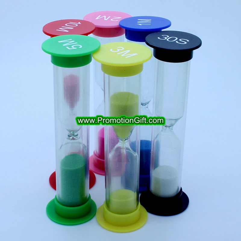 6 pieces per set of sand clock timer
