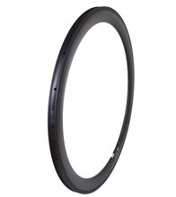 Reinforced carbon rims 50mm clincher