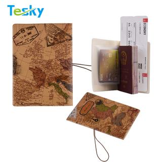 Factory Wholesale Hot-selling Promotion Gift Fashion Travel Passport Holder