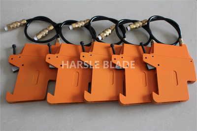 Slitting machine pneumatic knife holder, Aluminium alloy Paper and foil slitter blade holder