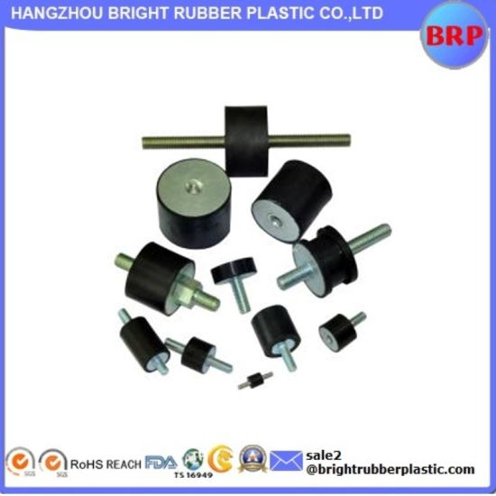 China Custom Rubber Molded Parts for Sale