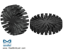 EtraLED-CRE-9620 for CREE Modular Passive LED Cooler Φ96mm