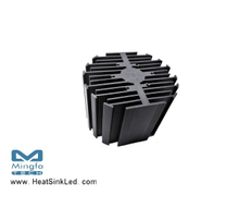 eLED-SHA-4650 Sharp Modular Passive Star LED Heat Sink Φ46mm