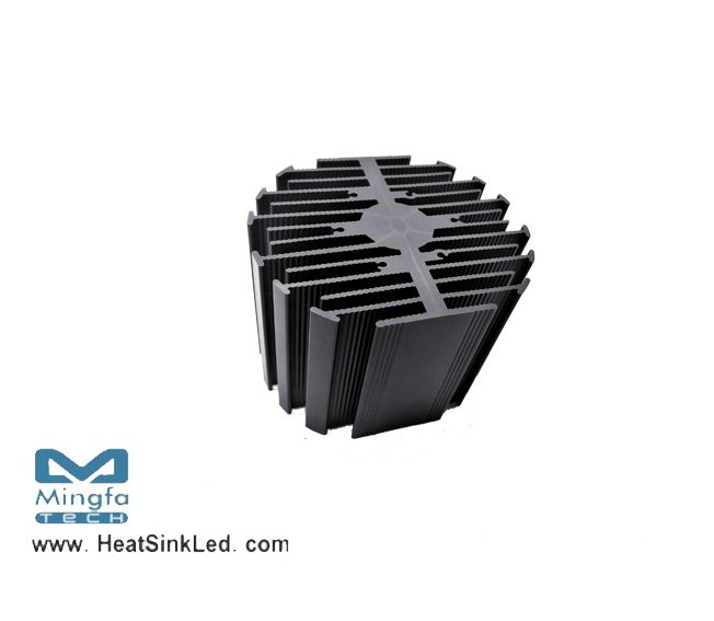 eLED-BRI-4650 Bridgelux Modular Passive Star LED Heat Sink Φ46mm